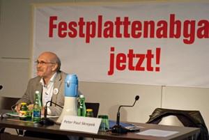 """Gerhard Ruiss prangerte die Arbeiterkammer an: """"Blockieren seit 30 Jahren."""""""