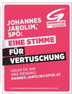 """ÖVP-Klubobmann Kopf ortet eine """"Hatz""""."""