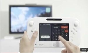 Das Wii U Gamepad