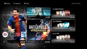 Der neue PlayStation Store