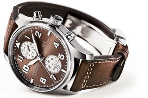 Fliegeruhr IWC Chronograph Edition Antoine de Saint-Exupéry...