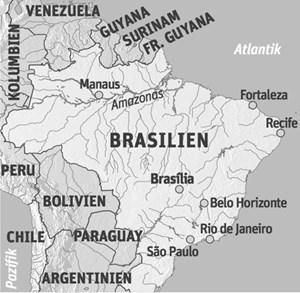 Anreise & AnbieterKeine Direktflüge von Österreich nach Manaus; günstige Brasilien-Flüge: American Airlines; Flussexpeditionen: zum Beispiel mit der Alpinschule Innsbruck; hilfreiche Infos vom Lateinamerika-Spezialisten Mundo Latino.Mehr Fotos gibt es in dieser Ansichtssache.