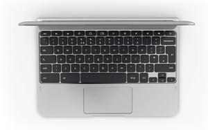 ... trotzdem verspricht Google eine gute Hardware-Verarbeitung, nicht zuletzt bei Tastatur und Touchpad.