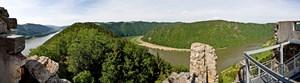 """Gesamtgehzeit  3¼ Stunden,  Höhendifferenz rund 300 m. Gasthaus Pühringer in Marsbach  (an Wochenenden und Feiertagen  ab 10 Uhr offen). Wanderkarte """"Natur erleben auf bayerisch-oberösterreichischen Donauwegen"""", Maßstab 1:40.000;  ev. ÖK25V Blatt 3318-Ost (Rohrbach in Oberösterreich), Maßstab 1:25.000  (Route unvollständig eingezeichnet)"""