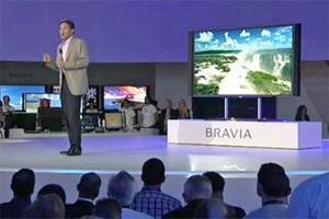 Sony bringt einen der ersten Ultra HD-Fernseher noch dieses Jahr auf den Markt.