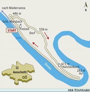 Info: Donau Oberösterreich