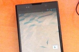 Ein Fake: Das Sony Nexus X.
