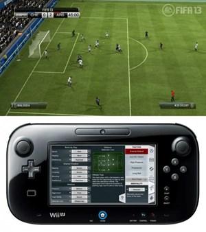 Im Mehrspielermodus kann der Gamepad-Spieler den Manager mimen.