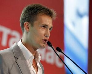 """""""Wir kooperieren aus taktischen Gründen mit 'Swoboda'"""", sagt Maxym Kidruk."""