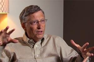 Überzeugt von Windows 8 und Windows Phone: Microsoft-Gründer Bill Gates.