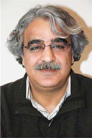 Mithat Sancar ist arabischer Abstammung und lernte während seiner Schulzeit in Diyarbakir Kurdisch.
