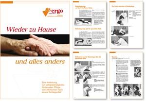 Die kostenlose Broschüre soll Schlaganfallpatienten und Angehörige im Alltag unterstützen.
