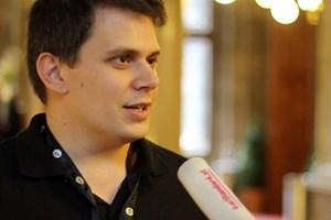 """Mike Read ist seit April 2012 Produzent bei Crytek in Frankfurt. Zuvor war er unter anderem bei CCP und arbeitete unter anderem an Projekten wie """"Dust 514"""" mit."""