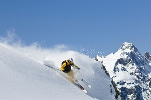 Nach dem Zusammenschluss steht ein Skigebiet mit 530 Kilometer Skiabfahrten zur Verfügung.Warth-SchröckenLech-Zürs