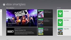 So kann man den Windows-8-PC oder -Tablet dazu nutzen, durch das Dashboard-Menü der Xbox 360 zu navigieren, Spiele zu spielen und die Geräte mit den Diensten Xbox Video und Xbox Music zu koppeln.