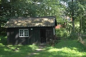 Zu Besuch in Åsle Tå, so lebten die Bauerschweden im 18. Jahrhundert! Ein Museumsdorf mit Katen und natürlich authentischer Einrichtung.