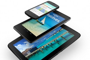Googles Nexus-Linie: Jetzt in drei verschiedenen Formaten.