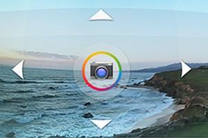 Android 4.2: Jetzt auch mit der Möglichkeit 360-Grad-Aufnahmen zu tätigen - und gleich mit anderen zu teilen.