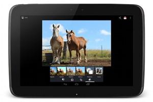 Googles - von Samsung gebautes - Tablet Nexus 10, vorerst nicht in Österreich.