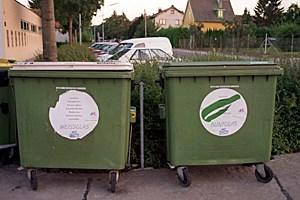 Österreich hat eine hohe Sammelquote bei Altglas.