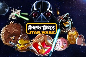 """Angry Birds Star Wars"""