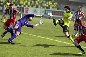 """Als großer Hit im vergangenen Quartal erwies sich das Fußballspiel """"FIFA 13""""."""