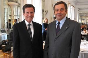 Wissenschaftsminister Töchterle (li.) und sein italienischer Amtskollege Profumo wollen mehr kooperieren.