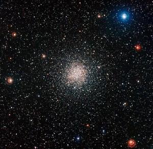 Der 1826 entdeckte Kugelsternhaufen NGC 6362 auf einer aktuellen Aufnahme der Europäischen Südsternwarte.
