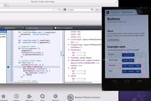 Einer der Vorteile von HTML5: Einheitliche Entwicklung für Desktop und mobile Systeme.