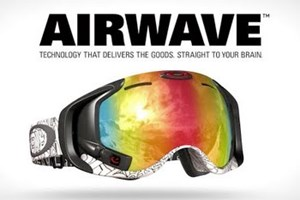 Oakley Airwave (Youtube)