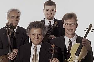 Mussten der akustischen Rohgewalt weichen: das Arditti-Quartett.