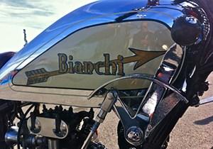 Von 1897 an baute Bianchi - mit Unterbrechungen - 70 Jahre lang Motorräder.