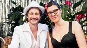 Michael Ostrowski und Pia Hierzegger