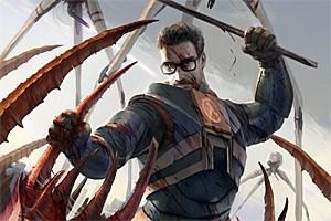 """Vielleicht wird """"Half-Life 3"""" ja für Linux erscheinen..."""