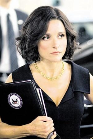 "US-Vizepräsidentin aus ""Veep"": Julia-Louis Dreyfus."
