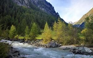 Im Osttiroler Virgental könnte ein Kraftwerk entstehen.