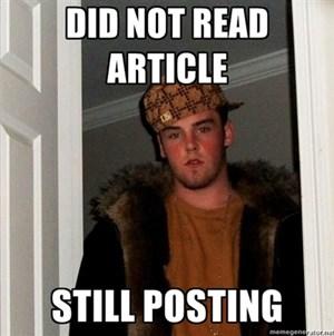 """Ein bisschen Böse darf sein - wir suchen die besten derStandard.at-Foren-Memes (Bildquelle: derStandard.at-Poster """"Knochenmann"""")"""