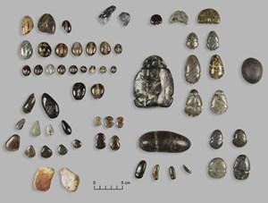 Der zum Jahreswechsel 2001/2002 in Belica geborgene Depotfund besteht insgesamt aus rund Einzelgegenständen.