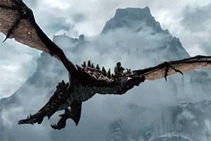 """Drachenfliegen in """"Dragonborn"""""""