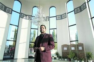 Ali Ibrahim vom islamischen Friedhof Wien ist überzeugt, dass künftig mehr Muslime ihre letzte Ruhe in Österreich finden werden.