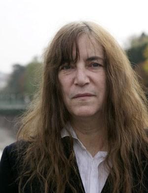 Musikerin und Autorin Patti Smith macht sich nicht über Politik und Terrorismus, sondern über die - 1350336992307