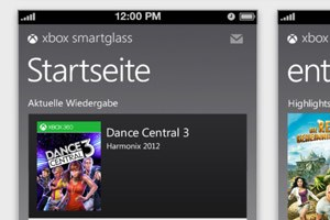 Xbox SmartGlass für iOS