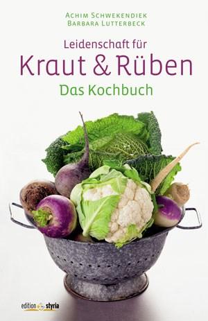 Der deutsche Spitzenkoch und Freund alter Gemüsesorten Achim Schwekendiek stellt Kraut und Rüben auf den Sockel.