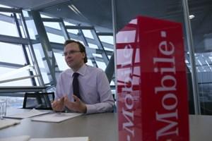 T-Mobile Chef Andreas Bierwirth