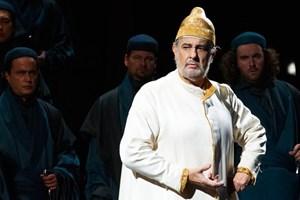 """Unverminderte szenische und vokale Intensität: Plácido Domingo in der Titelrolle von Giuseppe Verdis """"Simon Boccanegra""""."""