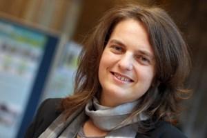 Petra Jens tritt mit Jahresbeginn 2013 ihren Dienst als neue Fußgängerbeauftragte an.