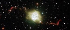 ESO-Aufnahme des auffälligen planetarischen Nebels Fleming 1.