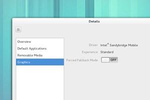 """Adieu Fallback Modus - GNOME 3.8 verabschiedet sich von der """"klassischen"""" Desktop-Ansicht."""