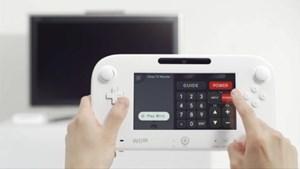 Das Wii U Gamepad als Fernbedienung