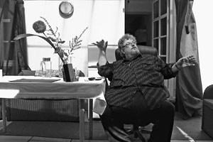 """Selbst- oder Fremdinszenierung? Der Schauspieler und Regisseur Peter Kern steht im Mittelpunkt des Dokumentarfilms """"Kern"""", für den Veronika Franz und Severin Fiala verantwortlich zeichnen."""